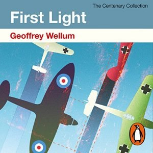 First Light military aviation audiobook.