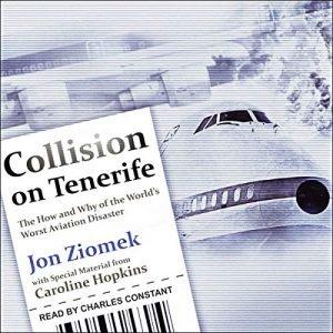Collision on Tenerife aviation audiobook.