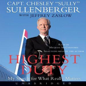 Highest Duty aviation audiobook.