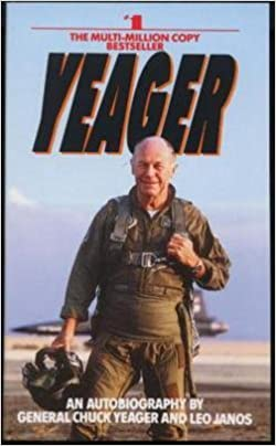 Yeager An Autobiography aviation audiobook.